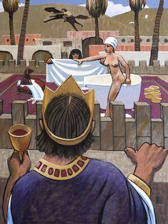 1573 David and Bathsheba '12 (BT)
