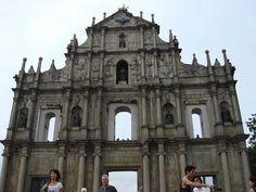 MACAU, HERANÇA PORTUGUESA EM PLENA CHINA | Viajar pelo Mundo!