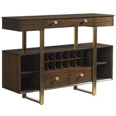 Stanley Furniture Crestaire Crosley Porter Sideboard
