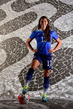 Alex Morgan #womenssoccer