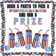 Book a party in July and you will win a prize!  Www.mhudson.jamberrynails.net/host