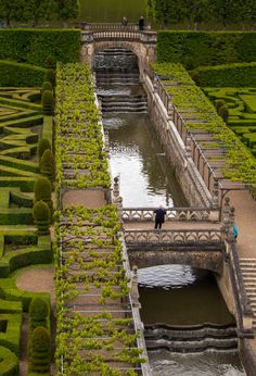 Chateau de Villandry, France