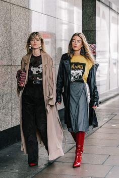 street style #longcoat #fashion