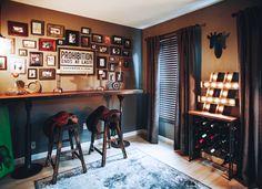 Jonathan Steinitz Interior Design - Mohawk Street Speakeasy