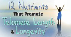 Ingesting these anti-aging nutrients can help protect your telomeres, and promote your longevity. http://articles.mercola.com/sites/articles/archive/2012/05/09/the-nutrients-most-likely-to-let-you-live-to-be-much-older-than-100.aspx