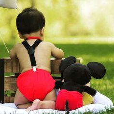 """2 Me gusta, 1 comentarios - Nicolas Espinosa (@nicksonland) en Instagram: """"Do hoy like? / te gusta? #Mickey #mickeymouse #Mouse #bebes"""""""