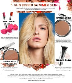 #HowTo get Sun Kissed Summer Skin without the harmful damage from the sun