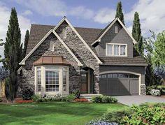 Nice European Cottage House Plans