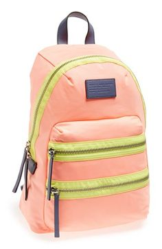 MARC BY MARC JACOBS 'Domo Arigato' Backpack | Nordstrom. Love this design. #pretty #student