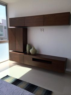 Love the tv desk and wall mounted unit looks as if it - Mueble televisor ikea ...