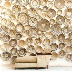 Stephen Falcke's basket wall