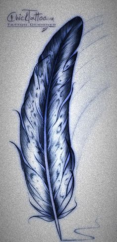 ChickTattoo.com Feather Tattoo Designs