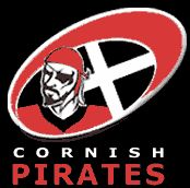 RUGBY: logo of the Cornish Pirates Rugby Football Club ✫ღ⊰n