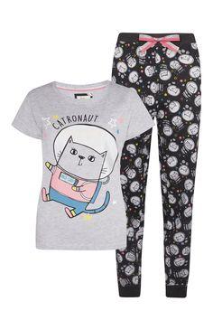 Pyjama Catronaut