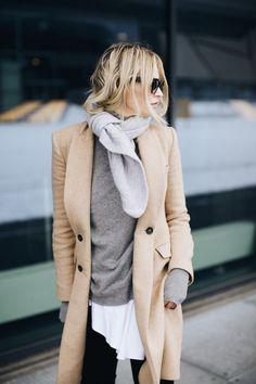 Keep calm and be stylish