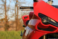 Red Ducati by David-Morel Ducati 848, Mens Gear, Outdoor Power Equipment, Motorcycles, David, Bike, Red, Motorbikes, Bicycle