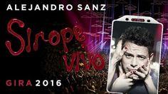 Alejandro Sanz más dulce que nunca.. Tras el gran éxito del pasado verano, Alejandro Sanz regresa a España en 2016 con su gira SIROPE VIVO #IdealRadio www.idealradiofm.com