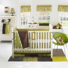 Modern Crib Bedding Sets For Nursery Modern Baby Bedding, Baby Boy Crib Bedding, Baby Boy Cribs, Baby Crib Sheets, Custom Baby Bedding, Modern Crib, Baby Boys, Baby Bedroom Sets, Unisex Baby Room