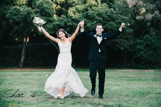 California Wedding Photographed by Charles Le Photography - Ceremony - Tied the Knot!