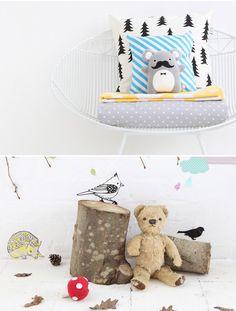 Chocolate Creative: THE MODERN BABY ONLINE SHOP