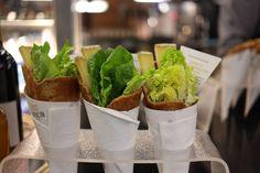 Capucin signé Bras. Restaurant de cuisine rapide gastronomique à Toulouse, 6 rue du rempart Villeneuve (proximité marché / parking Victor Hugo, à deux pas de l'hôtel Albert 1er).