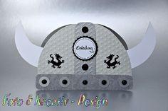 Wikinger Einladung - Kindergeburtstag First Birthdays, Leo, Paper Crafts, Etsy, Design, Parties Kids, Ale, Dragons, Paper