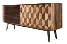 Scarpa Sideboard Walnut by Wewood  on Clippings.com