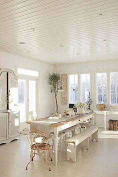 Dining room - Bench