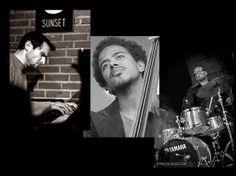 Giuseppe De Gregorio Trio présente au public, mardi 30 décembre 2014, les compositions originales du pianiste romain et leader du groupe Giuseppe De Gregorio, ainsi que ses