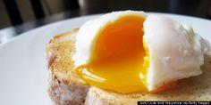 Poached egg Jamie Oliver