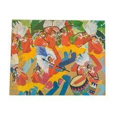 Cabloquinhos de Icaro Oil on Canvas