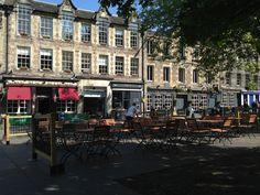 Edinburgh - Grass Market