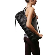 MZ Wallace yoga bag
