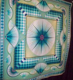 Jemima's Creative Quilting - Quilt from the Houston Quilt show 2012