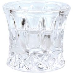 Better Homes and Gardens Glass Tea Light Candlestick Holder