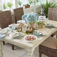 Happy Easter from our family to yours! What's your favorite Easter tradition? #Easter #tradition #birchlane