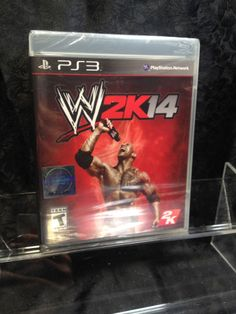 WWE (Sony PlayStation for sale online Ps3, Playstation, Wwe 2k14, 2k Games, Sony, Video Game, Life, Video Games, Videogames