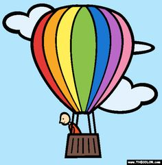 Did You Know That A Hot Air Balloon Was The First Flying Technology To Carry Humans