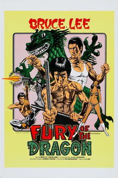 Directed by Bruce Lee. With Bruce Lee, Chuck Norris, Nora Miao, Ping Ou Wei. Return Of The Dragon, Way Of The Dragon, Enter The Dragon, Best Movie Posters, Classic Movie Posters, Movie Poster Art, Classic Movies, Bruce Lee Art, Bruce Lee Martial Arts