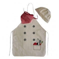 Delantal Chef Niño Kids Chef Costume, Lady Bob, Pizza Party Birthday, Chef Shirts, Chef Party, Black Construction Paper, I Chef, Sewing Aprons, Gifts For Kids