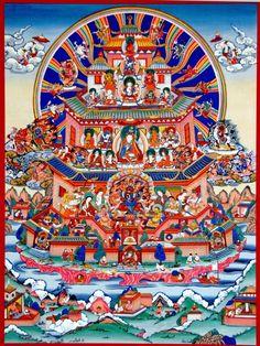 Zangdokpalri - Padmasambhava pureland paradise
