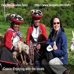 For adventure lovers, there are Peru Vacation Tours, where the visitors will be transported to jungle for hiking, sunshade walk, etc. and in an environment that is blessed with nature. Peru and its neighboring areas are surrounded by wonderful lakes and wide rivers thereby acting as the best vacation destination for nature lovers. For more information, Please visit our site: http://www.faceperu.com/staff/