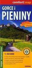Gorce i Pieniny 1:50 000 Mapa turystyczna laminowana
