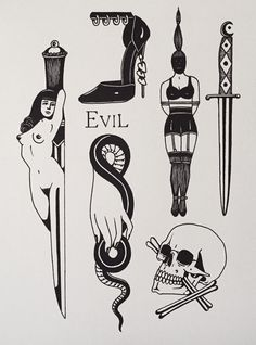 occult tattoo - Google-søk                                                                                                                                                                                 More