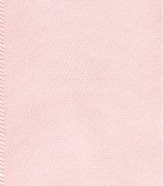 Solid Light Pink Ribbon - 1 each