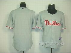 http://www.xjersey.com/mlb-philadelphia-phillies-blank-grey-new.html MLB PHILADELPHIA PHILLIES BLANK GREY NEW Only 32.17€ , Free Shipping!