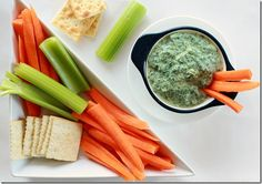 Dairy-Free, Egg-Free Creamy Spinach Dip