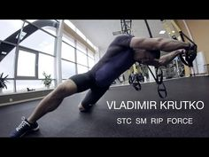"""""""TRX... What is it?"""" - Trainer VLADIMIR KRUTKO, Russia. - YouTube Trx Workouts For Women, Trx Class, Suspension Training, I Work Out, Fit Women, Trainers, Workout Ideas, Fitness, Youtube"""