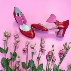 Lulu Guinness, Court Shoes, Smooth Leather, Pumps, Soft Leather, Pump Shoes