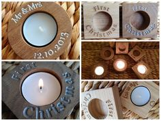 candle holder picture collage - Google Search